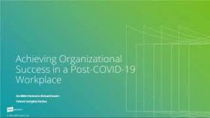 webinar on achieiving organizational success