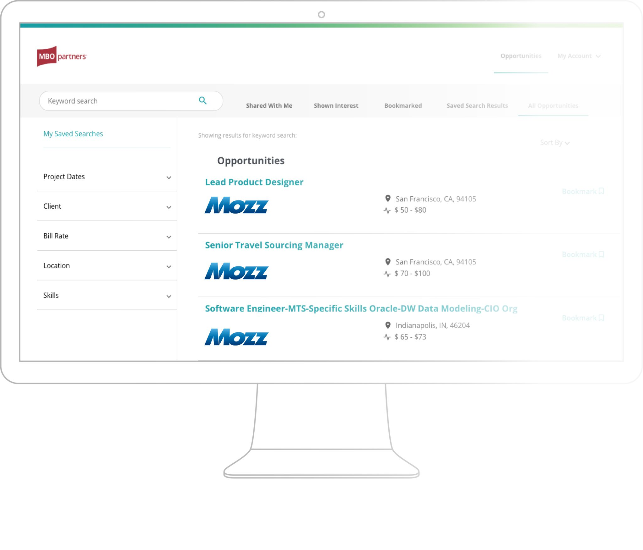 Mozz marketplace computer image