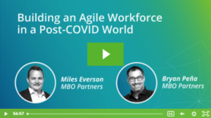 building an agile workforce in a post covid world