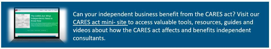 Cares Act and Independent Workers