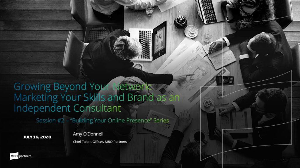 Growing Beyond Your Network