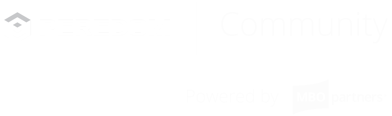 Peredom community logo