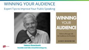 James Rosebush master class