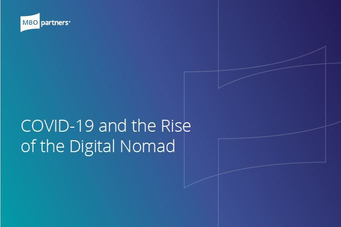 Digital Nomad 2020 cover