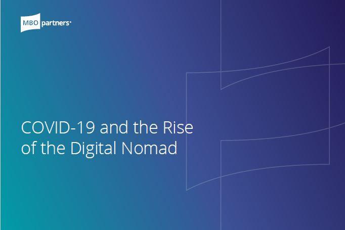 Digital Nomad 2020 cover