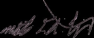 Miles Everson signature