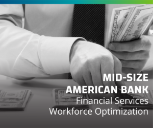 Mid-Size American Bank with Locations Across the US Optimizes their Workforce through Direct Sourcing