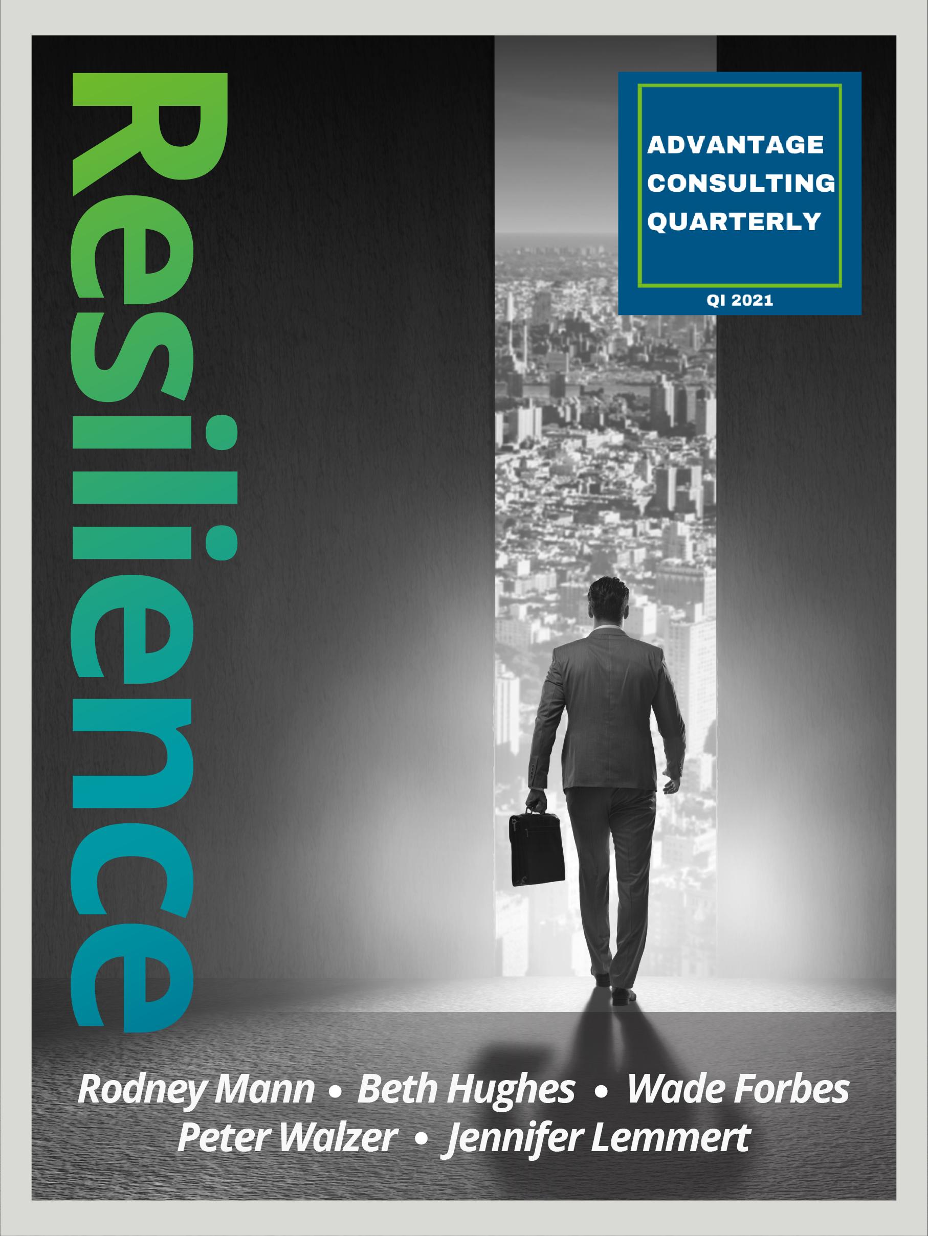 Advantage consulting quarterly Q1