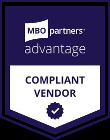 MBO Compliant Vendor Badge