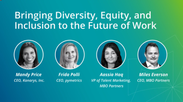 Diversity, Equity, Inclusion in the Workforce