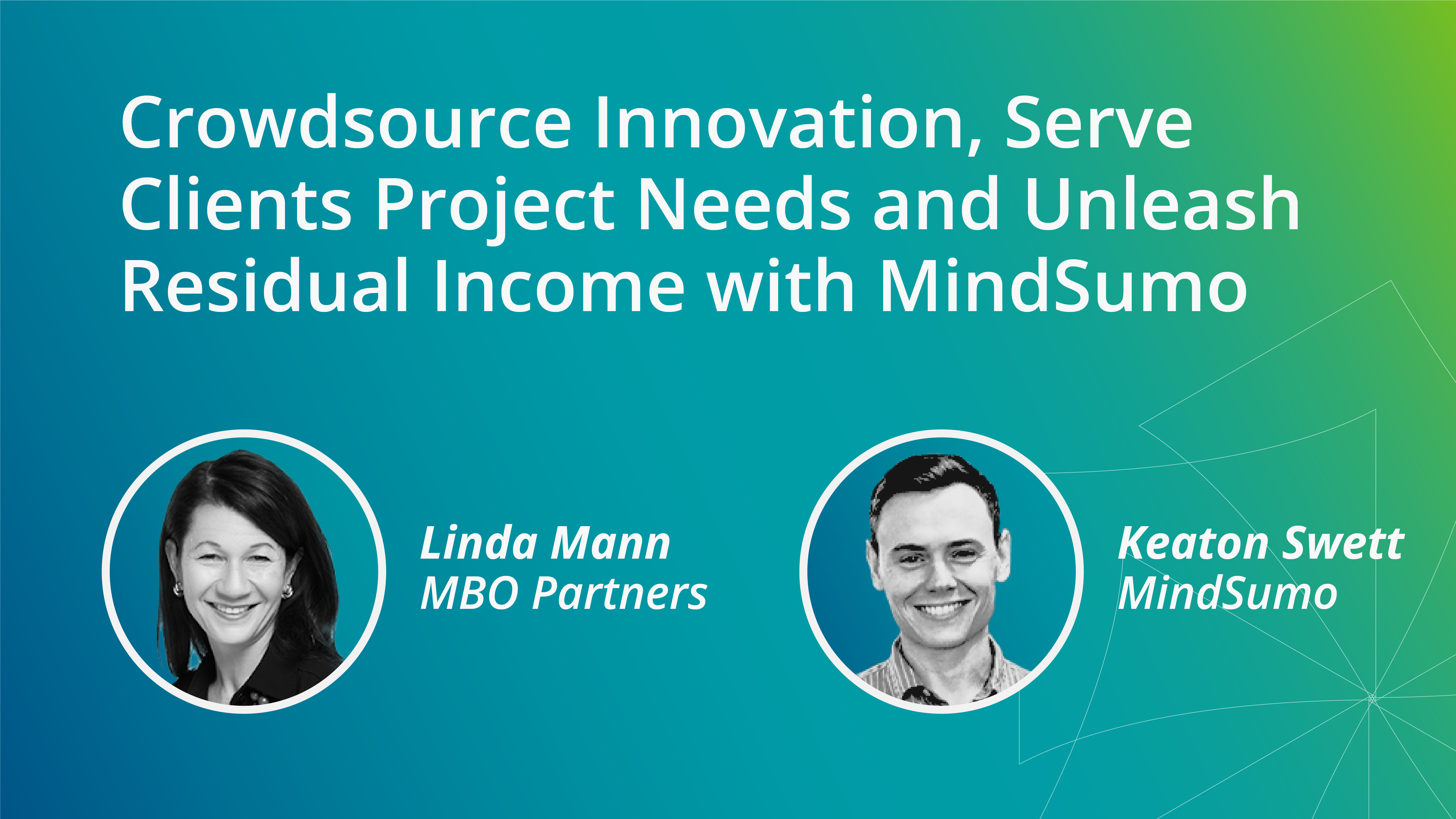 Crowdsource Innovation with MindSumo