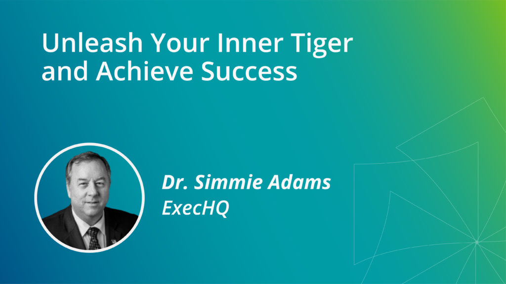 Unleash Your Inner Tiger and Achieve Success