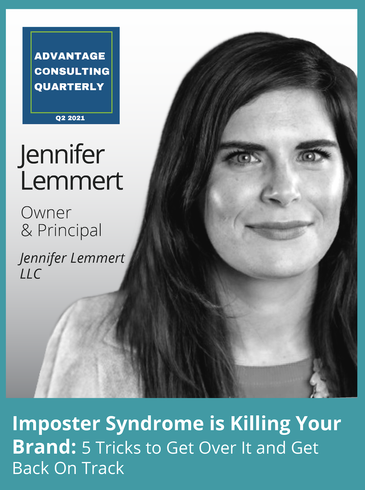 Jennifer Lemmert article